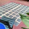 Resellar patio/gotas