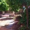 Pavimento impreso en jardin