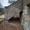Reparación escalera de acceso a la vivienda 8 peldaños