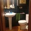 Cambio de bañera por plato de ducha y sustitución del suelo de baño