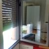 Descuadre ventana de la cocina