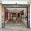 Puerta entrada edificio port d'alcudia