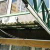 Sustituir tejadillo de uralita en terraza