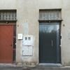 Cambiar puerta entrada de madera por puerta aluminio