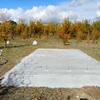 Contruccion de estructura de encofrado para paredes de piscina