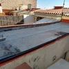 Reparación cubierta de unos 20m