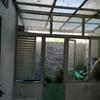 Cerramiento patio