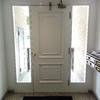 Cambiar puerta acceso finca