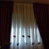 Persiana habitación rota