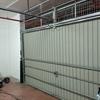Instalación puerta seccional garaje particular