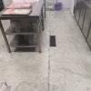 Cambio de suelo cocina industrial