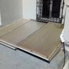 Montar techo patio interior