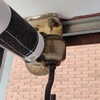 Cambio de mecanismo de recogida de toldo de balcón