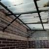 Reformar tejado del patio tendedero