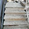 Reforma escalera exterior