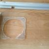 Colocación de cristal en cocina