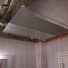 Pladur baño y pasillo (tras instalación aire acondicionado de conductos)