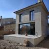 Pintar fachada y poner canalones en obra nueva