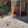 Solar patio trasero en getafe