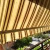 Cambiar tela toldo de terraza