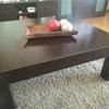 Lacar mesa de centro
