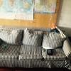Teñir funda de sofa