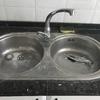 Limpieza a fondo piso sin amueblar recién reformado cocina y baño antiguo