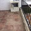 Filtraciones desde terraza