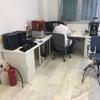 Limpieza de oficina y zona de maquinaria