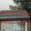 Reparación tejado con tela asfáltica