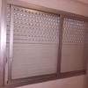 Cambio ventana de aluminio y persiana