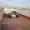 Cerrar parte de una terraza de un atico