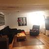 Panelar en madera de pino tipo sandwich paredes en salon (17m2)