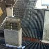 Reformar capuchones de chimeneas de hormigon
