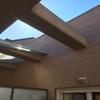 Cubrir parte del techo de mi terraza con plástico o cristal