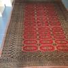 Bordes alfombra persa