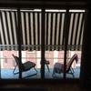 Cambiar los cristales de los ventanales de la terraza