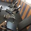 Tapizado maquinas de gimnasio