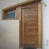 Barnizar/lacar puerta exterior