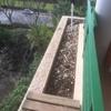 Retiro jardinera obra, embaldosado terraza son caliu Calviá