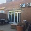 Instalación de toldo para patio solado