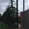 Instalar valla metálica para jardín en cóbreces, cantabria