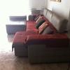 Re-tapizar sofá de tres plazas en poli-piel o tela