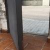 Reparar/ajustar puerta de hierro