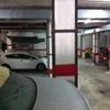 Relleno  suelo garaje