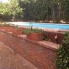 Solado borde de piscina