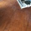 Restaurar manchas y arañazos en mesa de centro