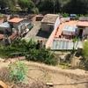 Terraza de tres viviendas en arenys de munt