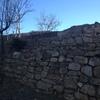Construir muro de piedra con desniveles para jardín cervelló