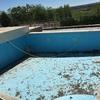 Suministro e instalación lona para piscina